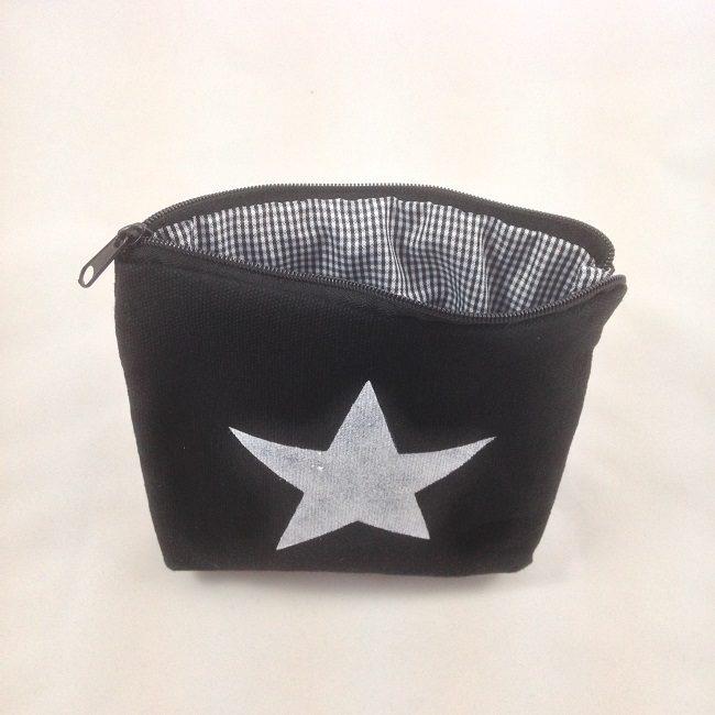 Intérieur pochette étoile